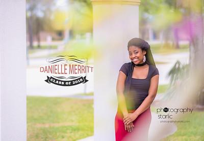 Danielle Merritt Senior Shoot