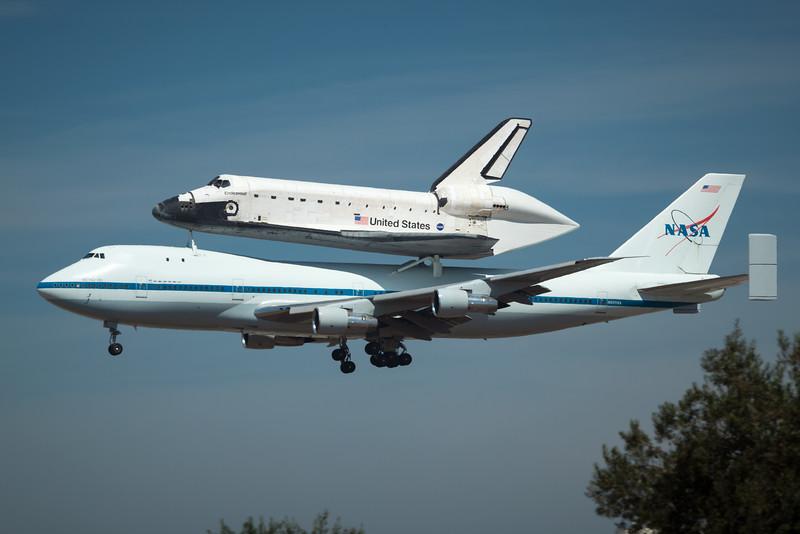 2012 Space Shuttle Endeavour