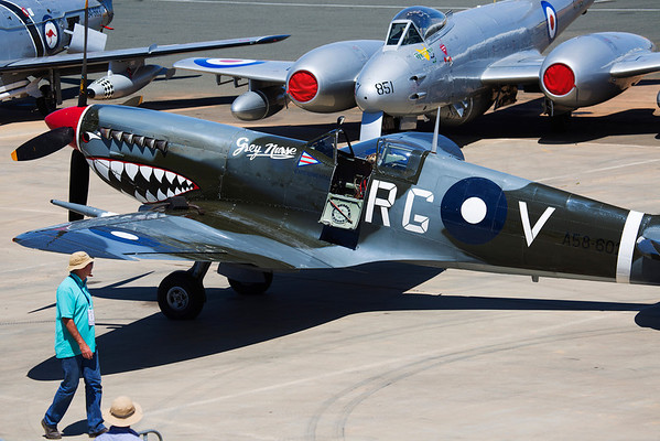 Supermarine Spitfire Mk V111