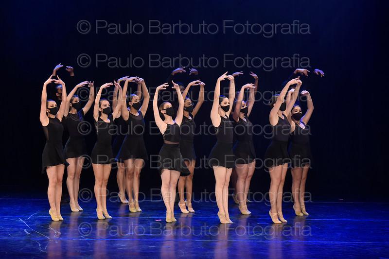 Ballet Inter + Ballet Avançado (Profª Luciana Lima)