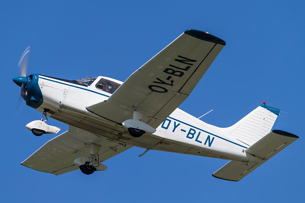 OY-BLN - Piper PA-28-151 Warrior