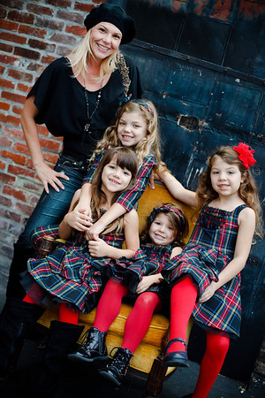 Dever Family Christmas 2011
