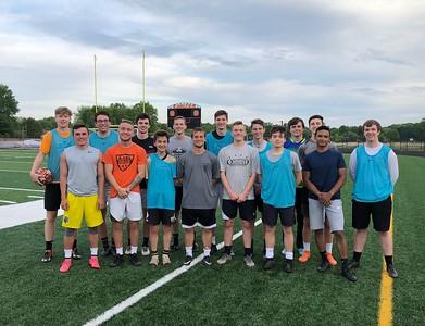 2019 Spring soccer fun