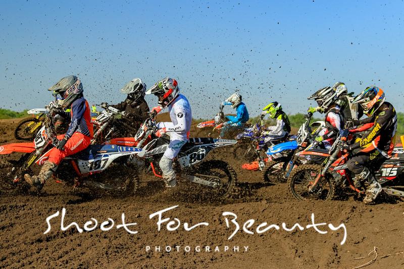 Rider Plate 1 - Saturday Race