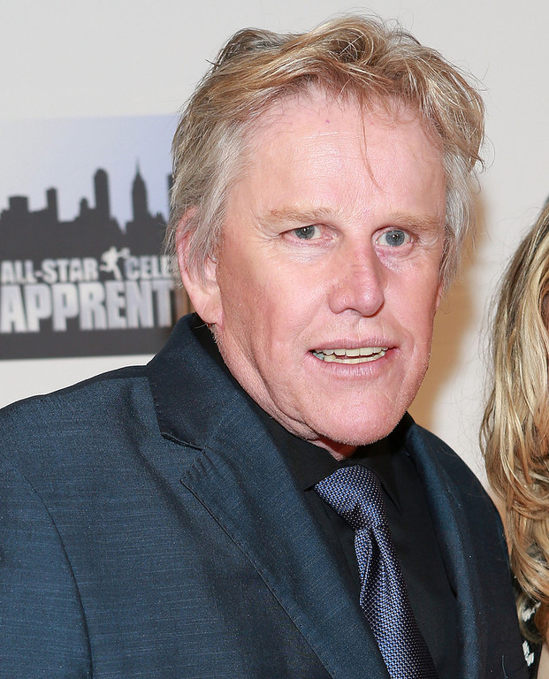 """. Gary Busey attends \""""All Star Celebrity Apprentice\"""" Finale at Cipriani 42nd Street on May 19, 2013 in New York City.  (Photo by Robin Marchant/Getty Images)"""