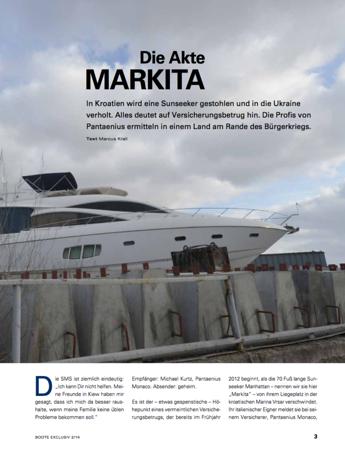 Die Akte Markita - 2012