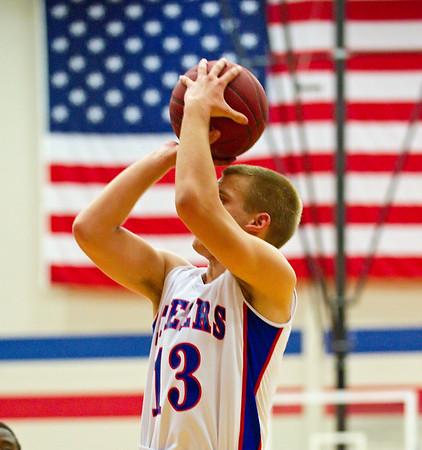 2011-2012 Steer Basketball