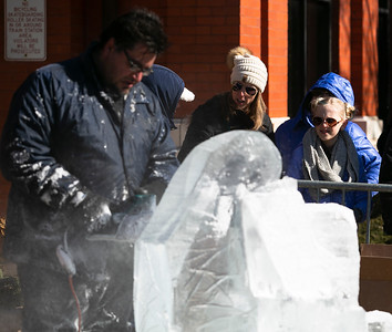 Downers Grove Ice Festival