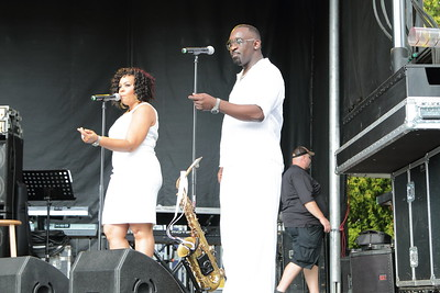 2015 Richmond Jazz Festival -Will Downing