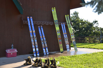 July 25 & 26, 2012 Training at the St Paul Ski Club