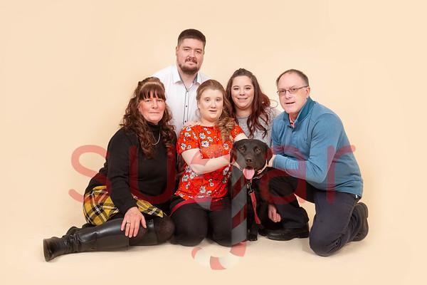 Helen Frizelle Family Photoshoot