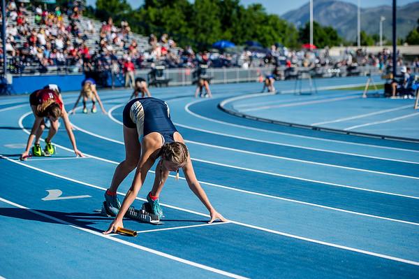 Salem Hills - State Track 2018