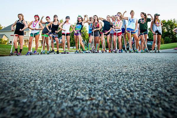 Westfield Girl's XC 2013