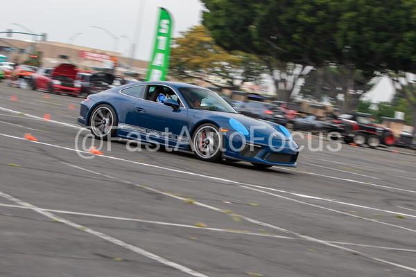 Custom Gallery - Blue Porsche GT3 - Touring