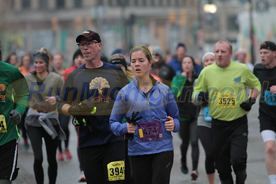 10K at 4.8 mile mark Gallery 3 - 2016 S3 Detroit Turkey Trot
