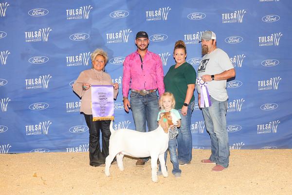 Open Boer Goat Show 2