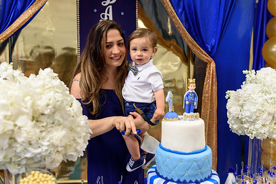 David Puccio's 1st Birthday