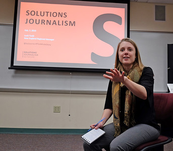 Fitzwater Speaker Leah Todd 2-7-19