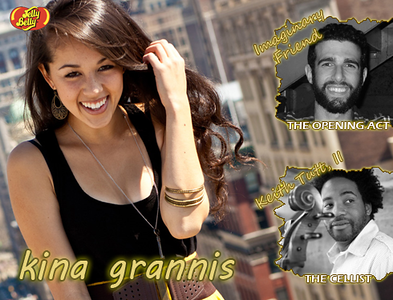 2012.04.23 | Live Show: Kina Grannis Falls Into Our Arms In Baltimore!