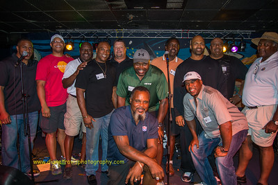 2014 Players social at Sharkys Bar ~ Moriah McNeil memorial ~ Reese Strong Foundation with School of Rock