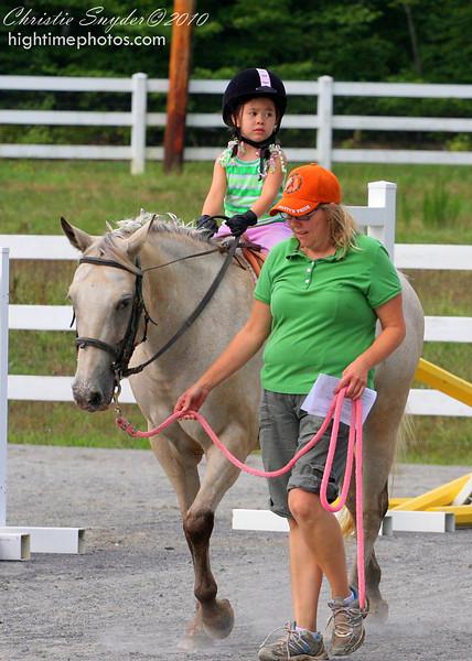 Mila Equestrian<br>Center</br>Schooling Show<br>7/17/10</br>
