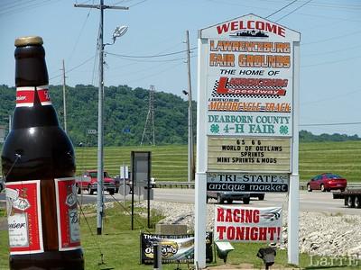 Lawrenceburg Speedway, Indiana