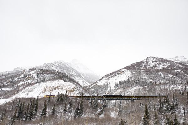 Alaska, Denali
