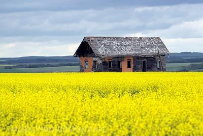 Land of Living Skies, views of Saskatchewan