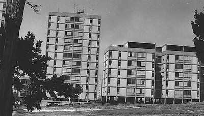 Beeri Apartment Houses, Tel Aviv - 1967