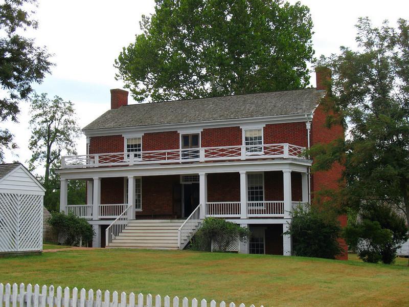 Appomattox Court House National Historical Park, VA (8-18-06)