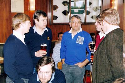 Newcastle Tour 1985
