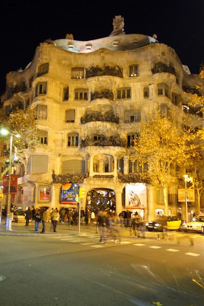 La Pedrera Apartments