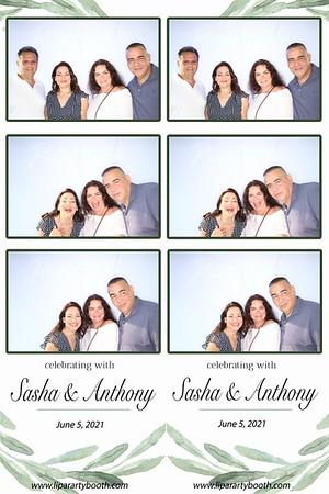 Sasha & Anthony's Engagement Party