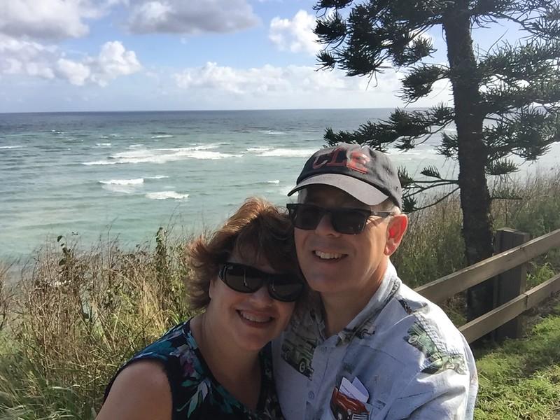 Beautiful Pacific views
