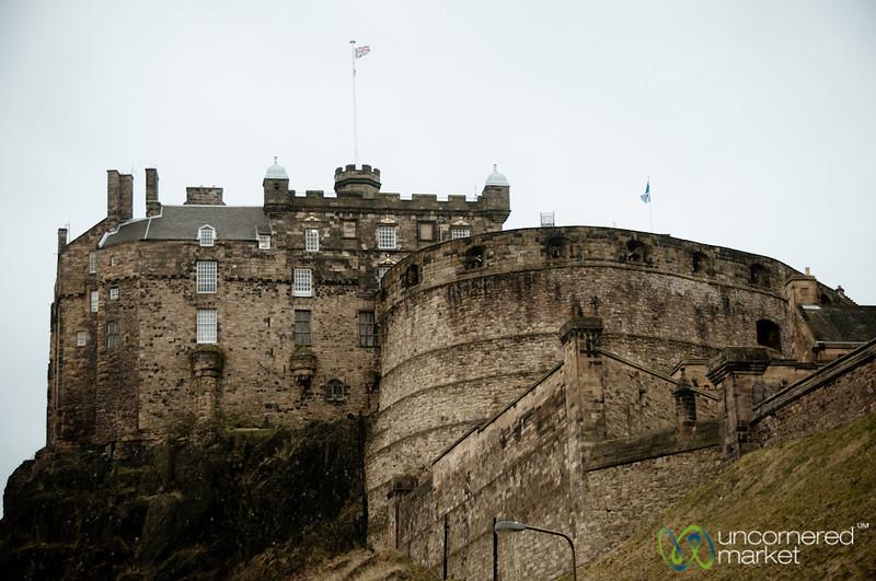 Edinburgh Castle - Scotland
