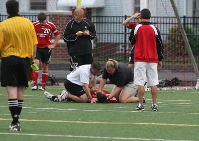 Fairview Soccer v. LW 8-27-09