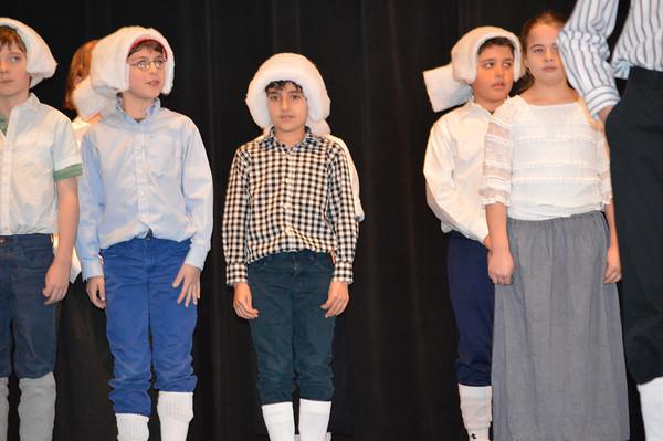 Fourth Grade Mini Musical