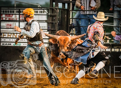 Glenwood City PRCA Rodeo 06-18-2016