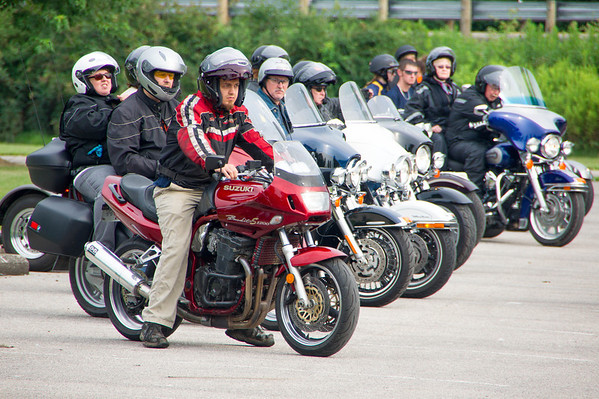 2013 Motorcycle Run