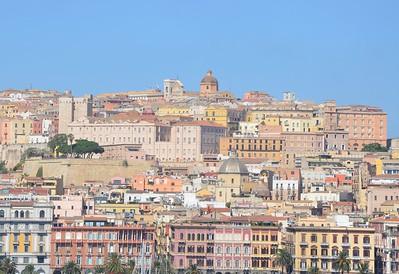 Barcelona & Sardinia