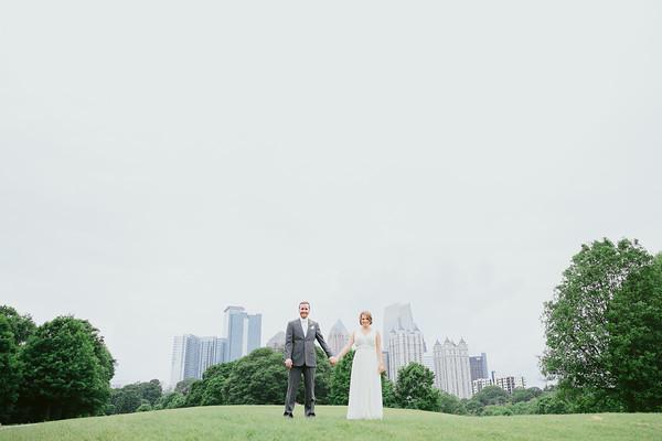 MORGAN & COLIN WEDDING