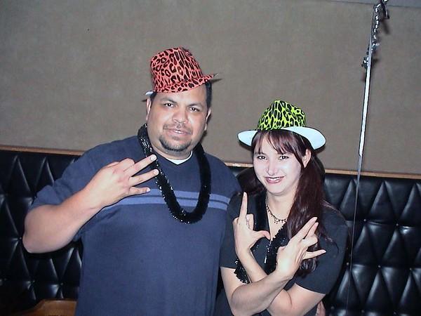 2003/01/24 - Jen and Carlos' Birthdays