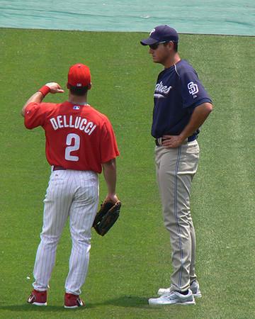 San Diego Padres, July 4, 2006
