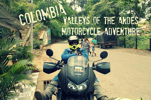 Colombia Adventures