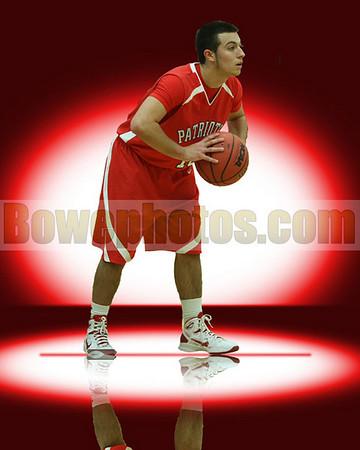 Binghamton at Vestal (Boys basketball sectional)