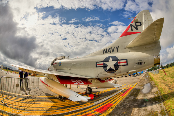 Vintage Aircraft Weekend 2014