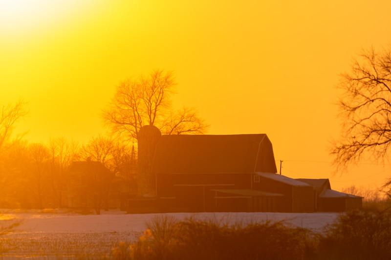 sunset over the Webber's barn 2-16-20-6.jpg