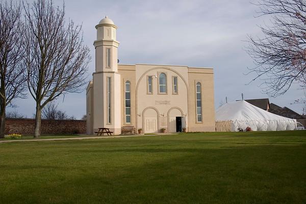 Masjid Nasir Hartlepool, UK