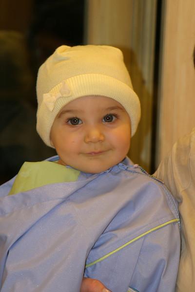 Sara's Baby Pics