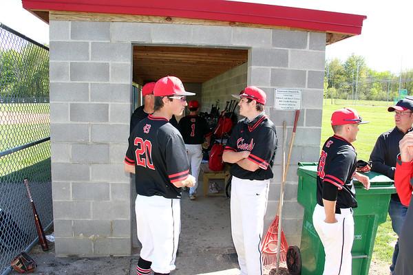 '21 Chardon Baseball Senior Night